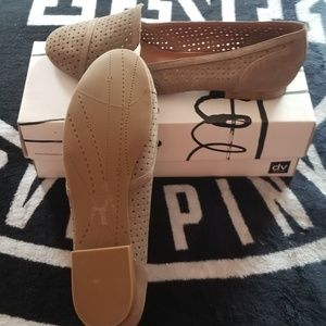 DV Dolce Vita Perforated Shoes